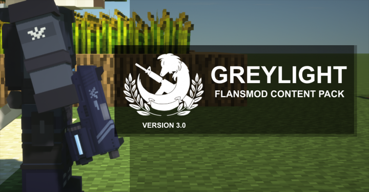 Greylight Flans Content Pack