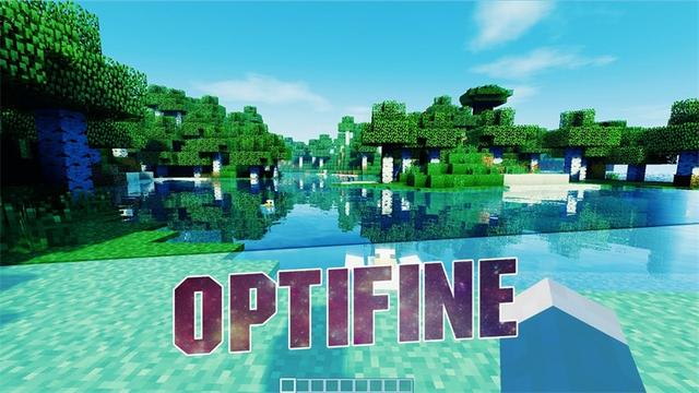 Optifine Mod